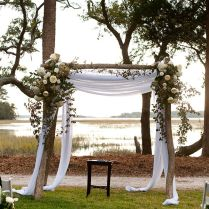 1000 Images About Outdoor Wedding Altar Ideas On Emasscraft Org