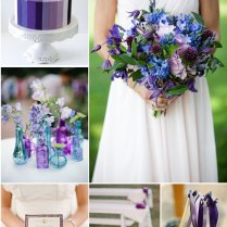 1000 Images About Purple And Blue Wedding On Emasscraft Org