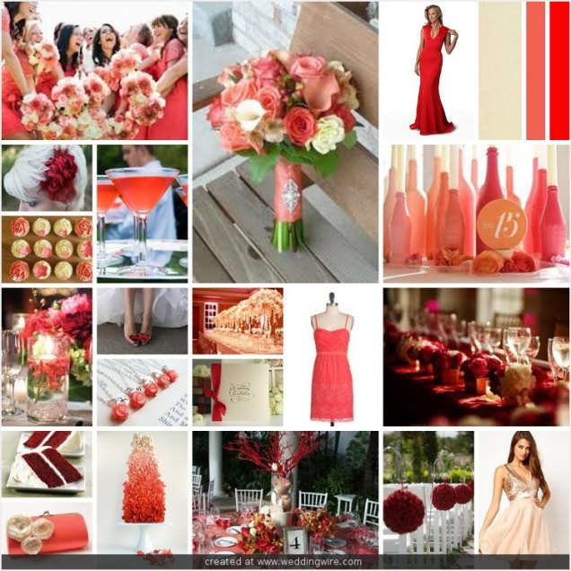 1000 Images About Red & Coral Wedding On Emasscraft Org
