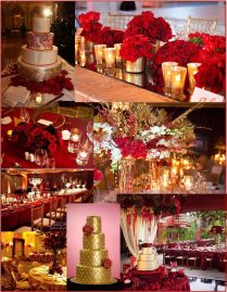 1000 Images About Red, Champagne, And Ivory Wedding On Emasscraft Org