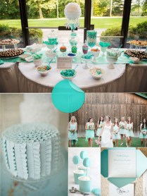 1000 Images About Tiffany Blue & Chocolate Brown Wedding On