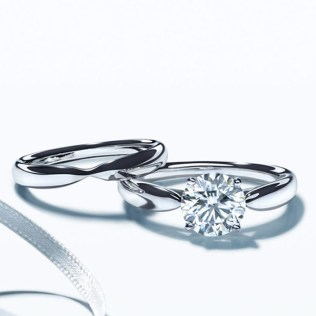 10 Breathtaking Tiffany's Wedding Engagement Rings And Matched