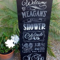 10 Trending Bridal Shower Signs Ideas To Choose From