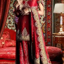 12 Styles To Drape Dupatta On Your Wedding