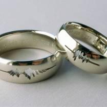 14 Unique Wedding Ring Ideas For The Groom • Diy Weddings Magazine