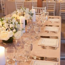 15 Sophisticated Wedding Reception Ideas