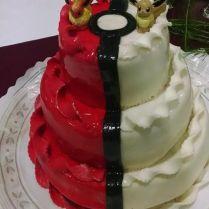 17 Geeky Wedding Cake Designs For Geeks