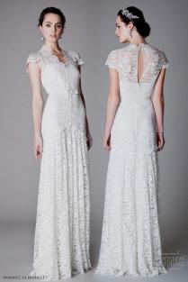1920s Lace Wedding Dress Naf Dresses