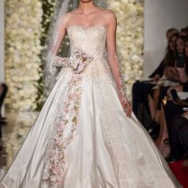 25 Most Beautiful Bridal Gowns Of Fall 2015
