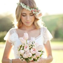 30 Floral Bridal Crowns & Headpiece Ideaswedding Philippines