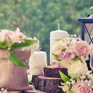 36 Amazing Lantern Wedding Centerpiece Ideas