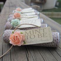 40 Peach And Mint Wedding Color Ideas