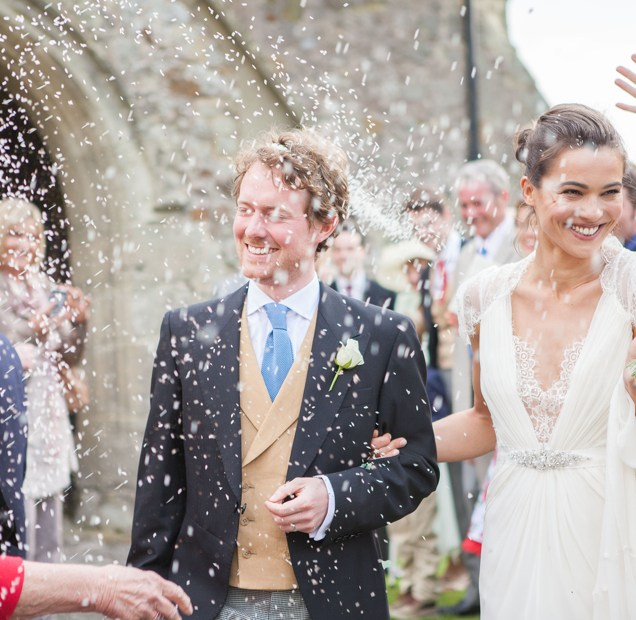 5 Surprising Origins Of Wedding Traditions