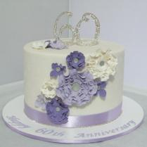 60th Wedding Anniversary 56 Cakes