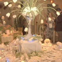 67 Winter Wedding Table Fascinating Centerpiece For Wedding Tables