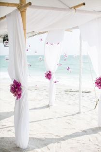 69 Adorable Beach Wedding Arches