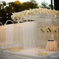 A Dreamy Tulle Wedding Theme