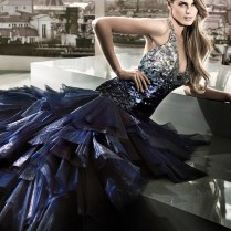 Alessandro Couture 2012 Color Wedding Dresses
