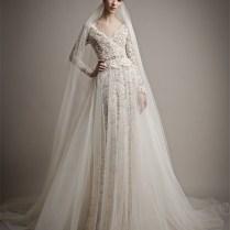 Aliexpress Com Buy Mermaid Lace Detachable Train Wedding Dress
