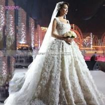 Aliexpress Com Buy Saudi Arabia Luxury Wedding Dress 2016 Ball