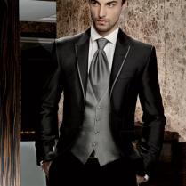 All Black Tuxedo For Wedding
