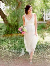 Backyard Wedding Dresses