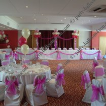 Balloon Decoration For Wedding Pictures