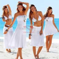 Beach Wedding Bikini Dress