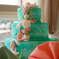 Beach Wedding Cakes Inspiration For Your Tropical Wedding