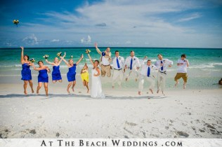 Beach Wedding Photography In Gulf Shores, Al – At The Beach Weddings