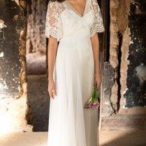Boho Wedding Dress Fairy Wedding Dress By Martinmccreacouture