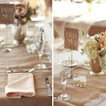Burlap And Lace Wedding Decorations On Decorations With Top 12
