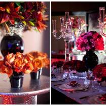 Burnt Orange And Black Wedding Ideas