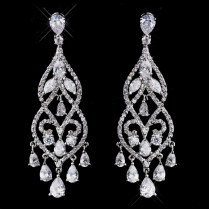 Chandelier Earrings Wedding Elegant For Your Small Home Remodel
