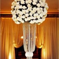 Cheap Chandelier Wedding Centerpieces