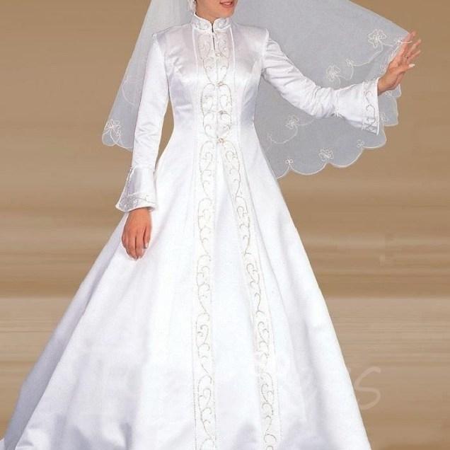 Cheap Muslim Wedding Dresses Online Sale