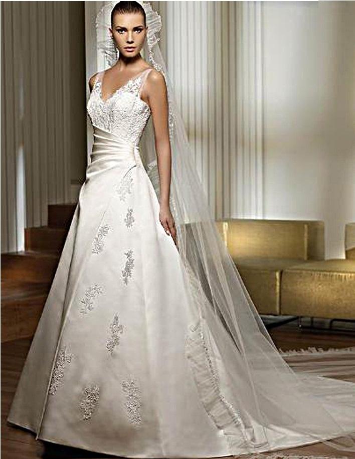 christmas wedding dress