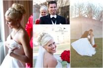 Christmas Wedding {second Shooting With Natasha Lynn Photography