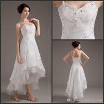Collection Asymmetrical Wedding Dresses Pictures