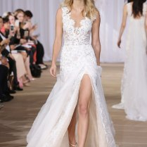 Collection Wedding Dresses With Slits Up The Leg Pictures