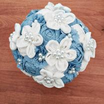 Collection Wedding Flowers Light Blue Pictures