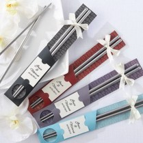 Compare Prices On Personalized Chopsticks Wedding Favors