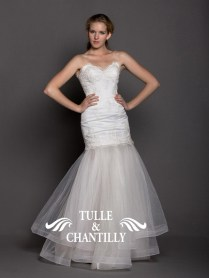 Convertible Two In One Bridal Gowns And Dresses