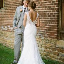 Country Wedding Dresses Lace Photo Album