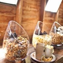 Create Fun & Beautiful Memories With A Wedding Popcorn Bar From