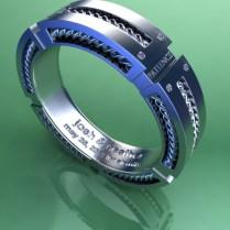 Custom Wedding Rings & Bands Gallery