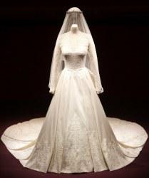 Description Of Princess Diana's Wedding Dress