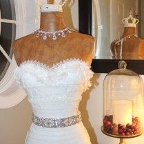 Dress Form Mannequin Bride Wedding Gift Bridal By Starviewsonnet