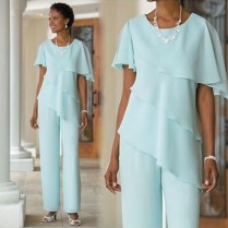 Dressy Trouser Suits For Weddings