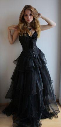 Emo Girls Wedding Dresses (12) Nationtrendzcom, Emo Wedding